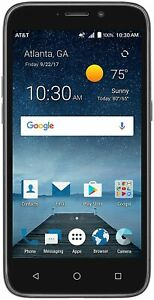 "ZTE Maven 3 | AT&T 4G LTE | Prepaid Smartphone | 8GB | 5"" Display | Brand New"