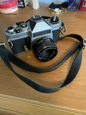 Chinon CX 35mm SLR Film Camera with 50mm f/2.8 Lens