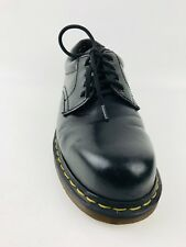 Dr. Martens DMS Safety Black Shoe Men's US.8/ UK.7/ EU.41- Women's US.9 EU.40