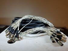 50 ft. 16-Channel XLR-M to XLR-F Studio Patch Snake