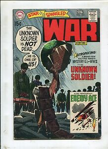 Star Spangled War Stories #151 ~ First Unknow Soldier ~ (Grade 6.5)WH