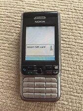 Nokia 3230 - Black silver color (Unlocked) Smartphone