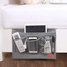 Bedside Storage Organizer, Beside Caddy, Table Cabinet Storage Organizer, Tv Rem