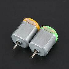 3V to 6V Low Voltage Miniature DC Motor DIY Toy 130 Small Electric Motor