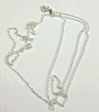 Sterling Silver  Chain .....28 inches long 925 solid silver
