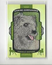 2017 Goodwin Champions Canine Companions #74 Pyrenean Shepherd Hearding Patch