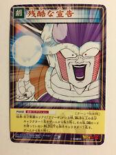 Dragon Ball Card Game Rare Part 7 - D-611