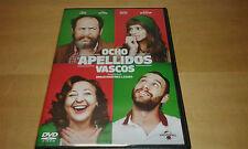 Como nuevo DVD de la película  OCHO APELLIDOS VASCOS - Item For Collectors