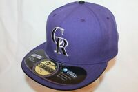 Colorado Rockies Hat Cap Authentic Collection On-Field 59FIFTY Alternate 2 Cap