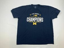 Top of the World Michigan Wolverines - Men's Short Sleeve Shirt (3XL) Used
