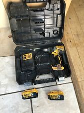 💛 DeWALT® CD796 18v XR Brushless Compact Combi Hammer Drill - 2 X 5.ah Battery