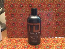 TD Towel Dry Men's Grooming Conditioning Shampoo All-In-One 12 oz 365ml BRANDNEW