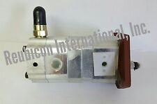 MAHINDRA TRACTOR HYDRAULIC PUMP WITH RELIEF VALVE -7415