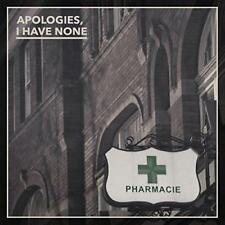 Apologies, I Have None - Pharmacie (NEW CD)