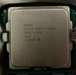 Intel Core i7 2600K Unlocked Quad Core Processor