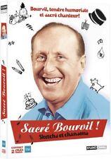 Bourvil - Sacré Bourvil ! Sketchs et chansons - 2 DVD - NEUF