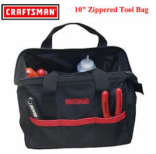 """NEW Craftsman 10"""" inch Tool Bag Storage Pouch Organizer Carrying Case Tote 12 13"""
