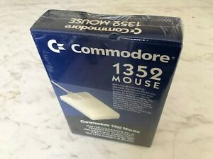 NOS Commodore Amiga 1352 Tank Mouse NEW SEALED