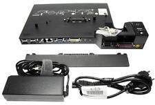 Lenovo 39T4587 ThinkPad Advanced Mini-Dock- 2504-10G