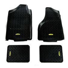 Floor Liner-Kit Black 02-11 Dodge Ram 1500/2500/3500 Quad Outland 398298741
