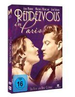 RENDEZVOUS IN PARIS - MARAIS,JEAN/MORGAN,MICHÈLE   DVD NEUF