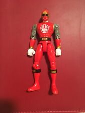Red Ranger Mighty Morphin Power Rangers Action Figure Bandai 2002