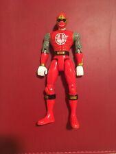 Red Ranger Mighty Morphin Power Rangers Action Figure Bandai 2002