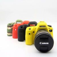 Soft Silicone Rubber Bag camera Cover Case Skin For Canon 6D Mark II EOS 6D New