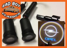5w Led Cree Puerta Con Logo Proyector Puddle Luz De Cortesía Kit Opel