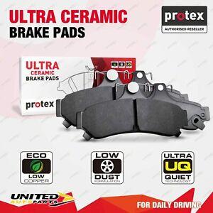 4pcs Protex Front Ultra Ceramic Brake Pads for BMW 320i 323i 325i 330 520d X1 Z4