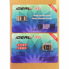 NEW 10PC iDeal Unlock Turbo Sim Card GPP for iPhone 7 6S 6 Plus + SE 5S 5C 5
