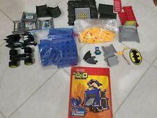 Fisher-Price TRIO DC Super Friends Batman Batcave Super Hero: 100% complete
