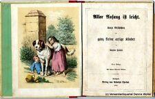 Inizio di tutti è facile: brevi storie V. ranudo Fränkel 1866