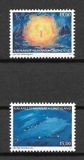 Grönland Mi.Nr. 771-772** (2017) postfrisch/Weihnachten