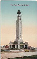 Hampshire Postcard - Naval War Memorial - Southsea   V2173