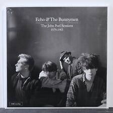 ECHO & THE BUNNYMEN 'Peel Sessions' Vinyl 2LP NEW/SEALED