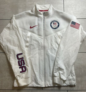 Nike Team USA 2020 Olympics Tech Pack Windrunner Jacket $450 Size Small S