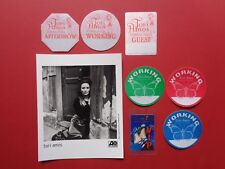 TORI AMOS,Promo Photo,7 Backstage passes,Rare Tour Originals
