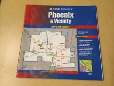 1997 Rand McNally **Street Finder** PHOENIX ..New/Rare! First Color Edition
