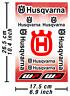 Husqvarna Motorrad Aufkleber Grafiken Autokollant Stickers Adesivi /641