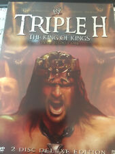 Triple H The King of Kings There is Only One (2 Disc Deluxe Edition DVD)