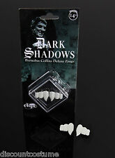 DARK SHADOWS BARNABAS COLLINS DELUXE FANGS HALLOWEEN COSTUME ACCESSORY