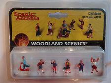 Woodland Scenics Ho #1891 - Children