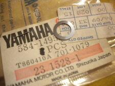 NOS Yamaha OEM Carburetor Washer 76-77 XS360 XS500 76-79 XS650 584-14955-00