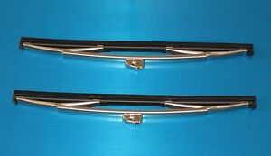 Morris Minor 1000 (1956 - 1963) Windscreen Windshield Wiper Blades Genuine TEX