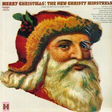NEW CHRISTY MINSTRELS Merry Christmas LP STEREO VINYL