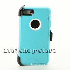 OtterBox Defender Case w/Holster Clip for iPhone 6 Plus iPhone 6s Plus Teal USED