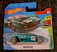 MATTEL Hot Wheels   JAGUAR XJ220   Brand New Sealed Box