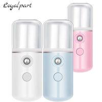 30ML Face Mist Sprayer Hydration Portable Cool Nano Facial Spray Machine USB