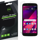 [6-Pack] Dmax Armor Clear Screen Protector for BLU View Mega